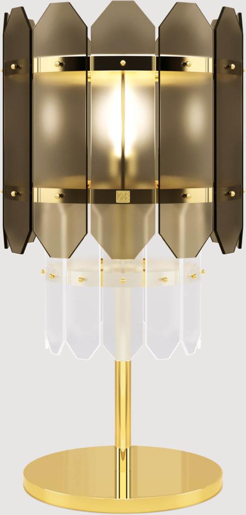 Twin Lampada da Tavolo 00001