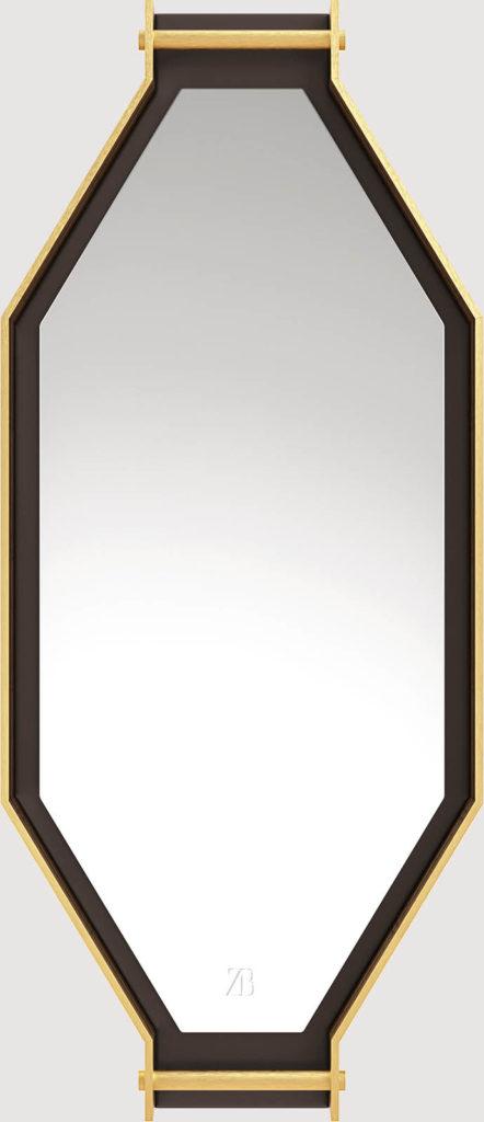 Twin Specchio elemento singolo 00001 1