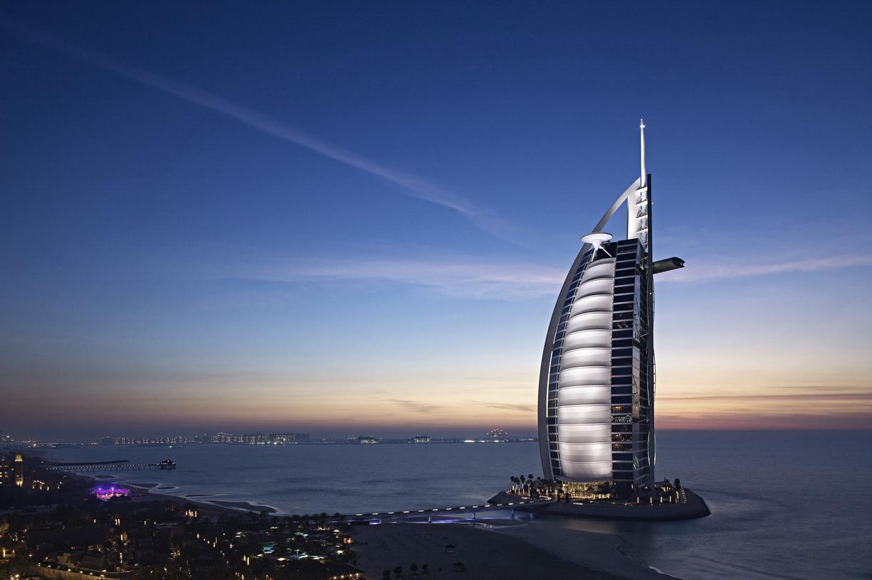DUBAI отеля гостиная